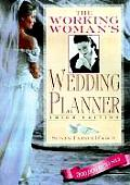 Working Womans Wedding Planner 3rd Edition