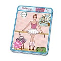 Ballerinas Magnetic Figures
