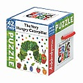 The World of Eric Carle(tm) the Very Hungry Caterpillar(tm) Cube Puzzle (42 PC)