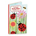 Ladybugs Shaped Sticky Notes