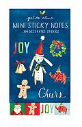 Petite Alma Holiday Cheer Mini Sticky Notes