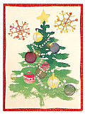 Be Merry and Bright Christmas Tree Holiday Glitz