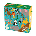 Animals of the World Jumbo Puzzle