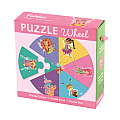 Fairies Puzzle Wheel