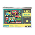 On the Road 12 Piece Puzzle