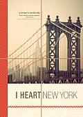 New York Eco Writer's Notebook