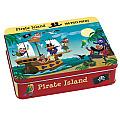 Pirate Island 100 Piece Puzzle