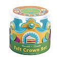 Happy Birthday! Felt Crown Set