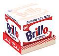 Andy Warhol Brillo Memo Block