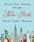 Record Your Journey Through New York: Sketch, Explore, Remember