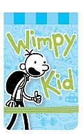 Diary of a Wimpy Kid Greg Mini Journal