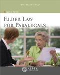 Elder Law for Paralegals (11 Edition)