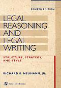 Legal Reasoning & Legal Writing Struct