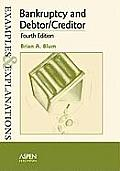 Bankruptcy and Debtor/Creditor: Examples and Explanations, Fourth Edition Cover