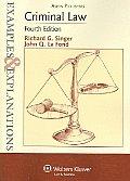 Criminal Law 4th Edition