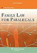 Family Law For Paralegals 4th Edition
