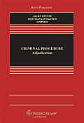 Criminal Procedure: Adjudication Cover