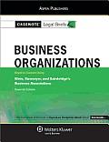 Casenote Legal Briefs: Business Organizations Keyed to Klein, Ramseyer and Bainbridge's Business Associations, 7th Ed.
