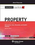 Casenote Legal Briefs: Property Keyed to Dukeminier & Krier, 7th Ed.
