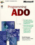 Programming ADO with CDROM