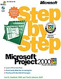 Microsoft Project 2000 Step by Step with CDROM (EU-Step by Step)
