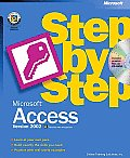 Microsoft Access Version 2002 Step By Step With Cdrom (Step By Step) Cover