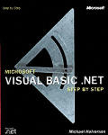 Microsoft Visual Basic .Net Step by Step with CDROM (Step by Step)