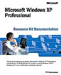 Windows XP Professional Resource Kit 1ST Edition