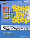 Microsoft Office PowerPoint 2003 Step by Step with CD (Audio) (Step by Step)