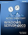 Active Directory for Microsoft Windows Server 2003 Technical Reference