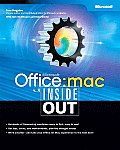 Microsoft Office v.X For Mac Inside Out