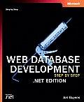 Web Database Development .net Step By St