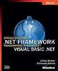 Applied Microsoft .net Framework Programming In Vb.net
