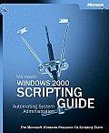 Microsoft Windows 2000 Scripting Guide