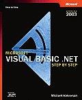 Microsoft Visual Basic .NET Step By Step 2003