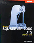 Microsoft SQL Server 2000 DTS Step by Step with CDROM (Step by Step)