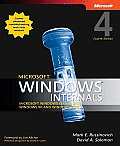 Microsoft Windows Internals 4th Edition Microsoft Windows Server 2003 Windows XP & Windows 2000