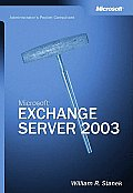 Microsoft Exchange Server 2003 Administrators Pocket Consultant