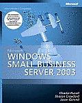 Microsoft Windows Small Business Server 2003 Adminstrators Companion