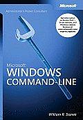 Microsoft Windows Command Line Administrators Pocket Consultant