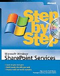 Microsoft Windows SharePoint Services Step by Step