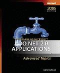 Programming Microsoft ADO.NET 2.0 Applications Advanced Topics