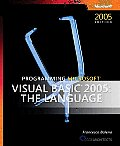 Programming Microsoft Visual Basic 2005 Core Reference Cover
