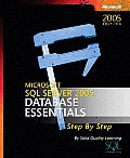 Microsoft SQL Server 2005 Database Essentials Step by Step