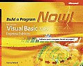 Microsoft Visual Basic 2005 Express Edition Build a Program Now