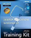 McDst Self-Paced Training Kit (Exam 70-272): Supporting Users and Troubleshooting Desktop Applications on Microsoft Windows XP, Second Edition (Pro-Certification) Cover
