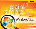 Windows Vista Plain & Simple (Bpg-Plain & Simple)