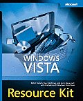Windows Vista Resource Kit with CDROM