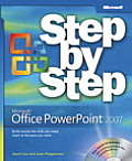 Microsoft Office PowerPoint 2007 Step by Step (Step by Step)