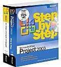 The Microsoft Project Management Toolkit: Microsoft Office Project 2003 Step by Step and on Time! on Track! on Target! (Bpg-Other)